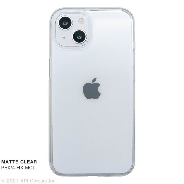 CRYSTAL ARMOR HEXAGON MATTE CLEAR iPhone 13_0