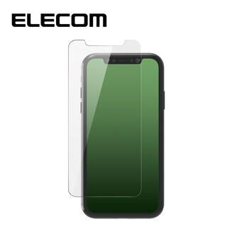 iPhone 11 Pro Max フィルム エレコム 強化ガラス 9H 指紋防止 Dragontrail iPhone 11 Pro Max/XS Max
