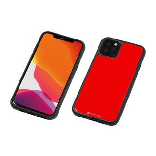iPhone 11 Pro Max ケース Deff Hybrid Case Etanze レッド iPhone 11 Pro Max