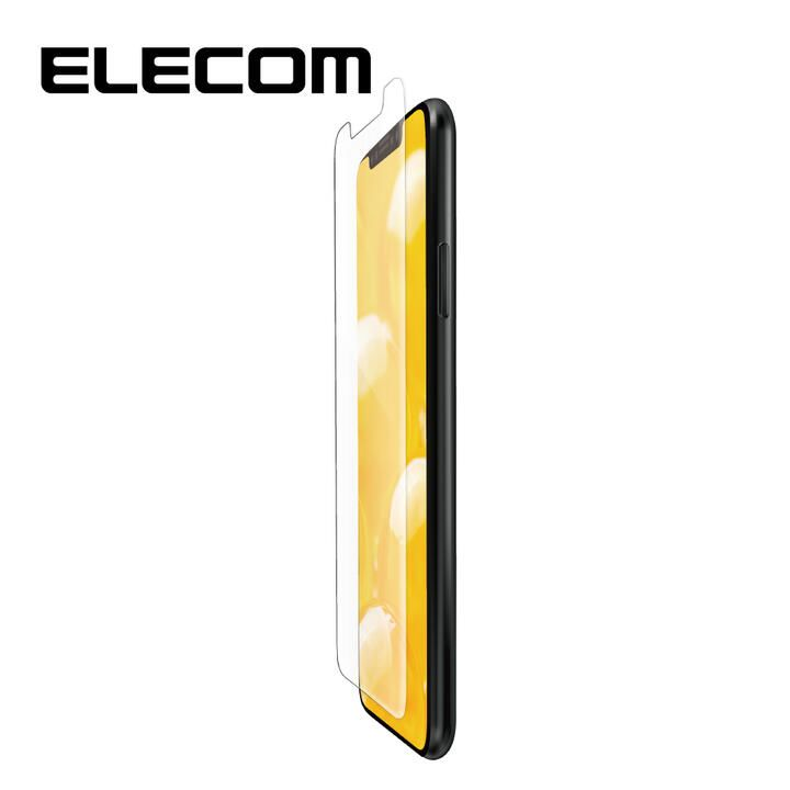 iPhone 11 Pro/XS フィルム エレコム 液晶保護フィルム 衝撃吸収 指紋防止 高光沢 iPhone 11 Pro/X/XS_0