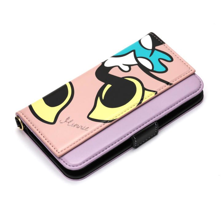 iPhone 11 ケース ディズニー ダブルフリップカバー ミニーマウス/ピンク iPhone 11_0