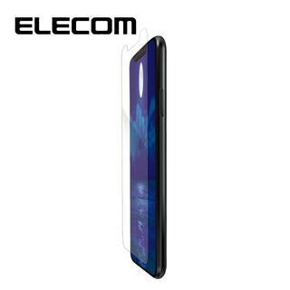 iPhone 11/XR フィルム エレコム 超反射防止 保護フィルム 指紋 ハードコート 抗菌 エアーレス iPhone 11/XR