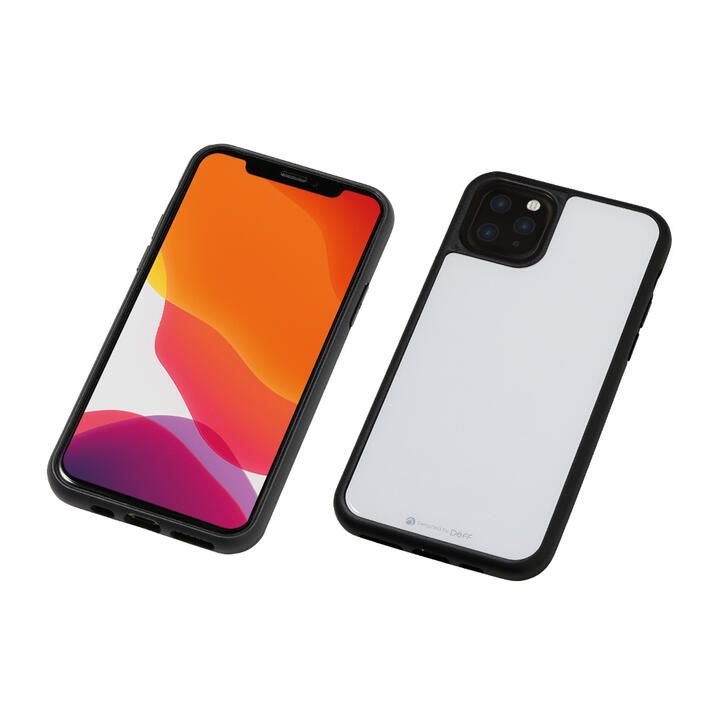 iPhone 11 Pro Max ケース Hybrid Case Etanze ホワイト iPhone 11 Pro Max_0