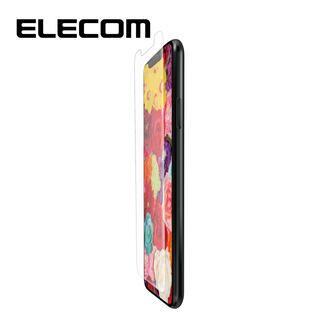 iPhone 11/XR フィルム エレコム 液晶保護フィルム 高精細 衝撃吸収 反射 / 指紋 防止 iPhone 11/XR