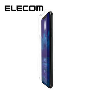 iPhone 11 Pro/XS フィルム エレコム 保護フィルム 超反射防止  指紋 ハードコート 抗菌  iPhone 11 Pro/X/XS