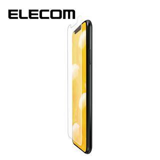 iPhone 11 Pro/XS フィルム エレコム 保護フィルム 衝撃吸収 反射防止 指紋軽減 エアーレス  iPhone 11 Pro/X/XS