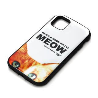 iPhone 11 Pro Max ケース MARVEL ハイブリッドタフケース キャプテン・マーベル iPhone 11 Pro Max