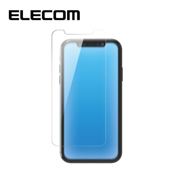 iPhone XR フィルム エレコム 超最強 硬度9H  保護フィルム ブルーライトカット iPhone 11/XR_0