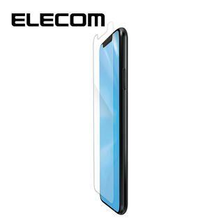 iPhone 11 Pro/XS フィルム エレコム 液晶保護フィルム 衝撃吸収 ブルーライトカット 高光沢 iPhone 11 Pro/X/XS