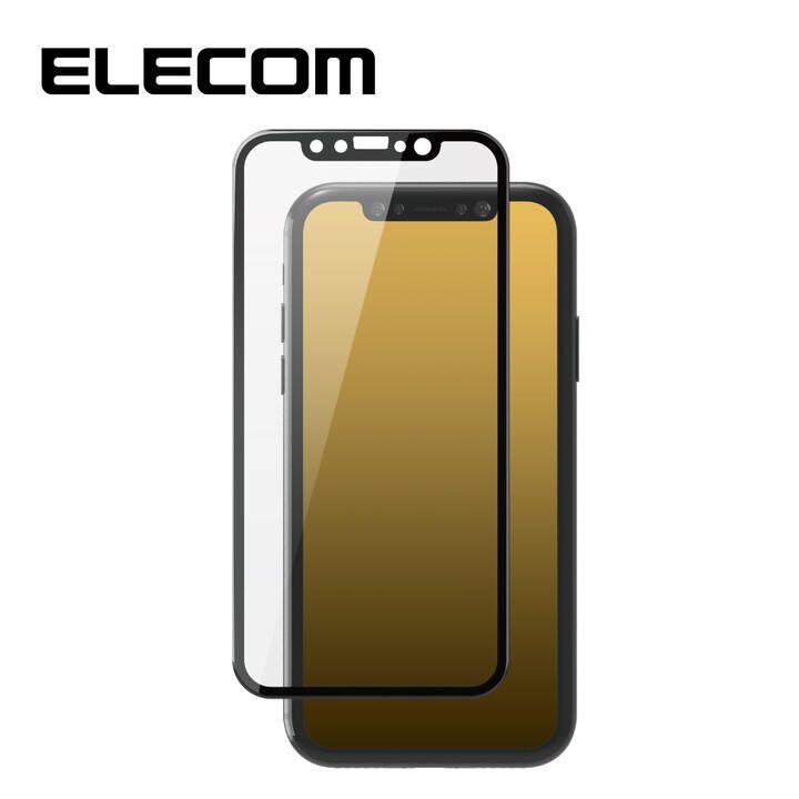 iPhone 11 Pro/XS フィルム エレコム 衝撃吸収保護フィルム ガラスライク 衝撃吸収 9H 高透明 iPhone 11 Pro/X/XS_0