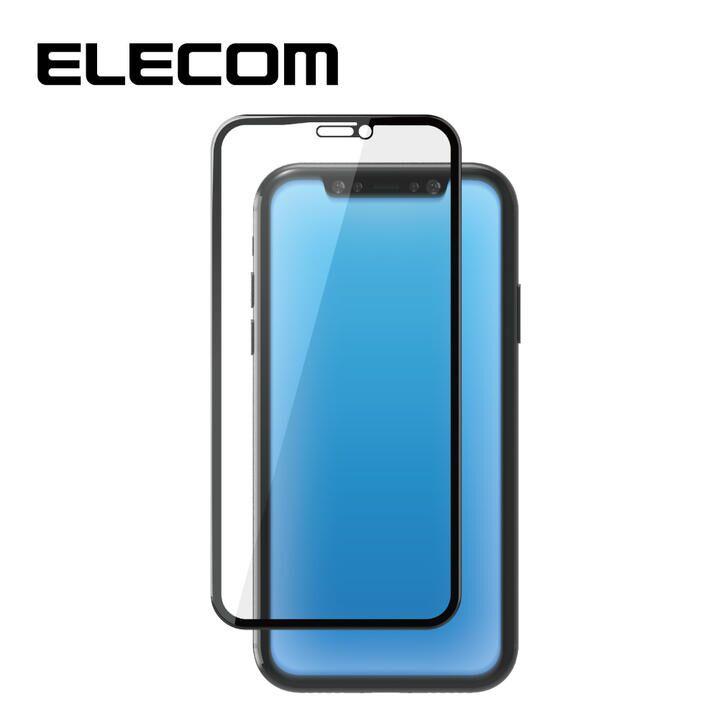 iPhone 11 Pro/XS フィルム エレコム 超強化 全面 強化ガラス硬度9H ブルーライトカット iPhone 11 Pro/X/XS_0