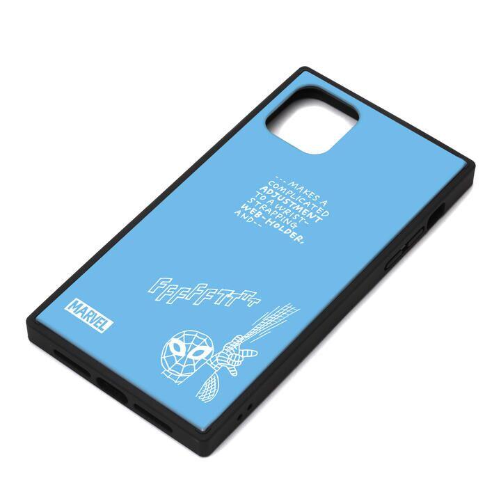 iPhone 11 Pro Max ケース MARVEL ガラスハイブリッドケース スパイダーマン iPhone 11 Pro Max_0
