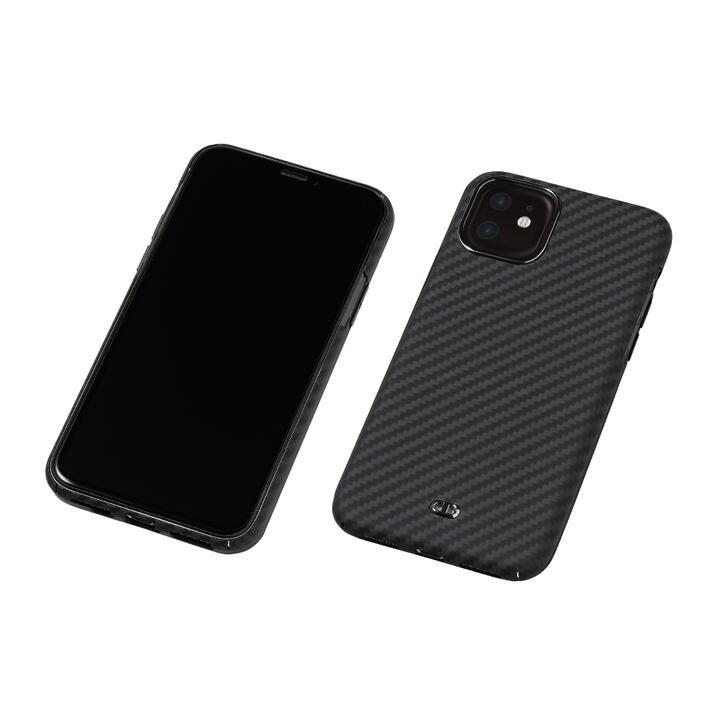 iPhone 11 ケース Ultra Slim & Light Case DURO ケブラーケース マットブラック iPhone 11_0