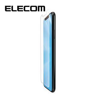 iPhone 11 Pro/XS フィルム エレコム フルカバー超耐衝撃保護フィルム BLカット 反射 指紋防止 iPhone 11 Pro/X/XS