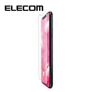 iPhone 11/XR フィルム エレコム スーパースムース 液晶保護フィルム 指紋防止 高光沢 抗菌 iPhone 11/XR