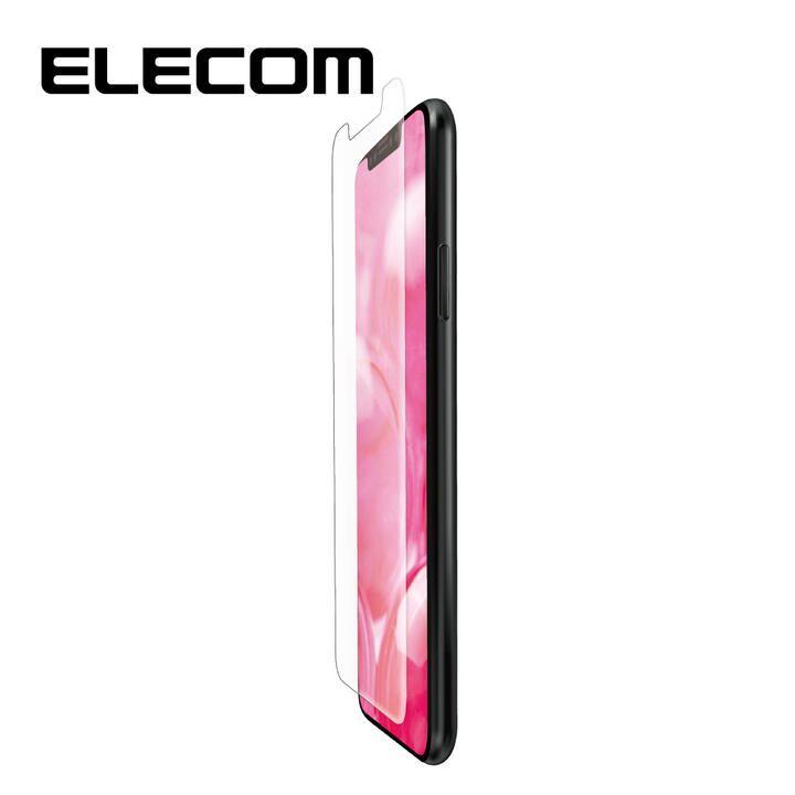 iPhone 11/XR フィルム エレコム スーパースムース 液晶保護フィルム 指紋防止 高光沢 抗菌 iPhone 11/XR_0