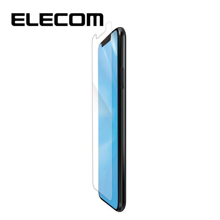 iPhone 11 Pro/XS フィルム エレコム 液晶保護フィルム 衝撃吸収 ブルーライトカット 高光沢 iPhone 11 Pro/X/XS_0