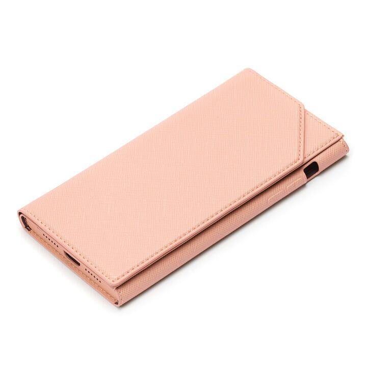 iPhone 11 ケース バックフリップケース ピンク iPhone 11_0