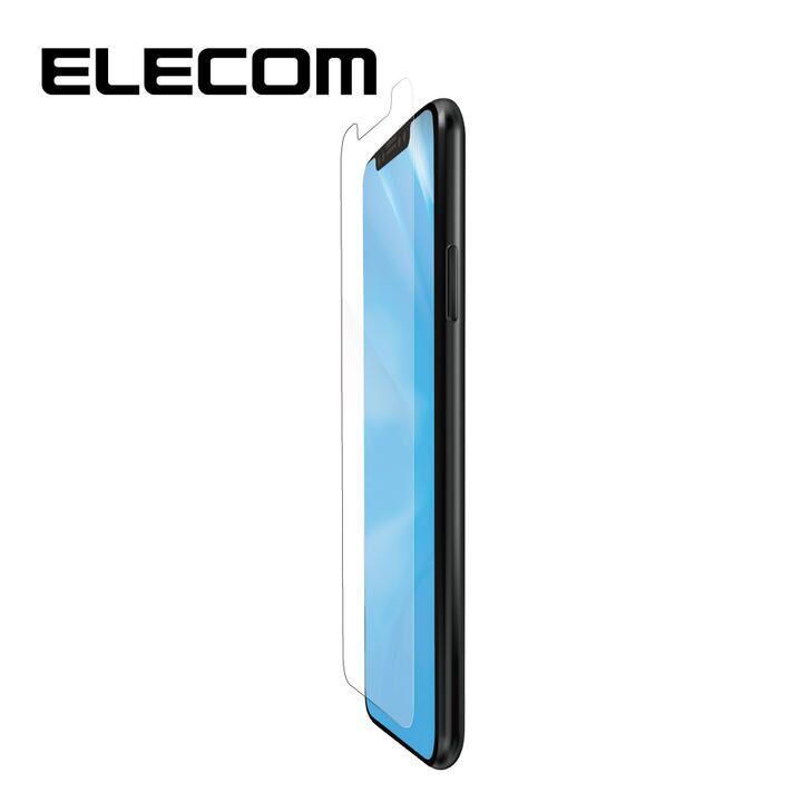 iPhone 11/XR フィルム エレコム 超反射防止 保護フィルム ブルーライトカット 指紋防止 iPhone 11/XR_0