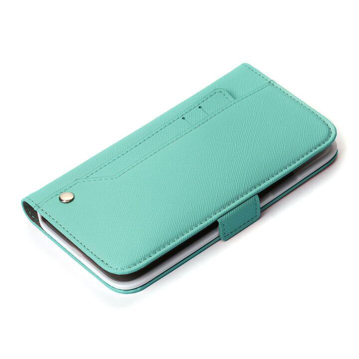 iPhone 11 ケース スライドポケットフリップカバー ブルー iPhone 11_0
