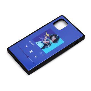 iPhone 11 Pro Max ケース ディズニー ガラスハイブリッドケース ジャスミン iPhone 11 Pro Max