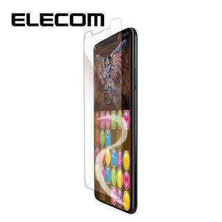 iPhone 11/XR フィルム エレコム ゲーム用 指紋防止  スムース  iPhone 11/XR