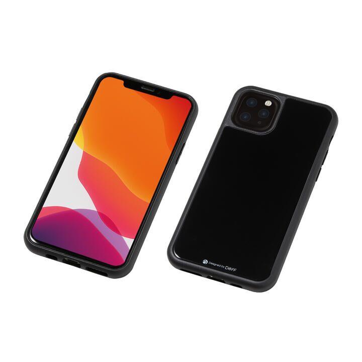 iPhone 11 Pro Max ケース Deff Hybrid Case Etanze ブラック iPhone 11 Pro Max_0