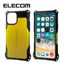 エレコム ZEROSHOCK 耐衝撃ケース イエロー iPhone 11 Pro