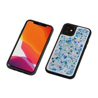 iPhone 11 ケース Deff Hybrid Case Etanze ジュエルブルー iPhone 11