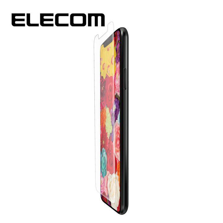 iPhone 11/XR フィルム エレコム 液晶保護フィルム 高精細 指紋防止 高光沢 iPhone 11/XR_0