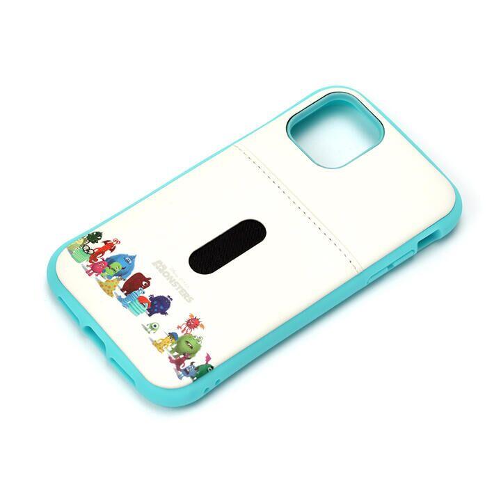 iPhone 11 Pro ケース タフポケットケース モンスターズ・ユニバーシティ iPhone 11 Pro_0