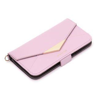 iPhone 11 Pro ケース ダブルフリップカバー レター型 パープル iPhone 11 Pro【9月中旬】