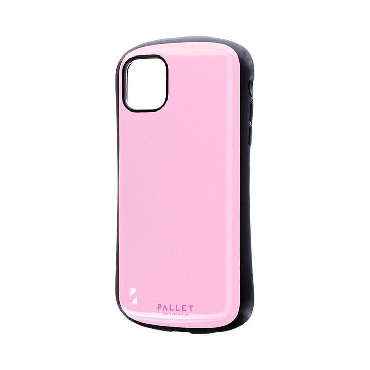 耐衝撃ハイブリッドケース「PALLET」 ピンク iPhone 11_0