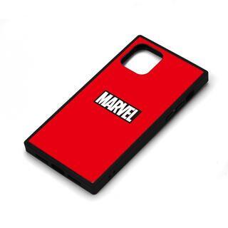 iPhone 11 Pro ケース MARVEL ガラスハイブリッドケース ロゴ/レッド iPhone 11 Pro