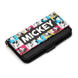 iPhone 11 Pro ケース ディズニー ダブルフリップカバー ミッキーマウス&ピート iPhone 11 Pro【9月中旬】