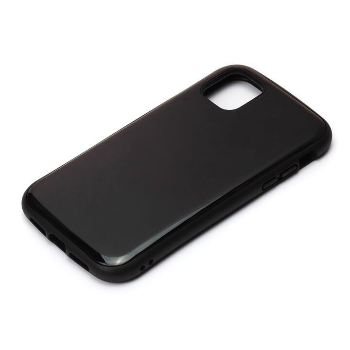 iPhone 11 Pro Max ケース ハイブリッドタフケース ブラック iPhone 11 Pro Max_0