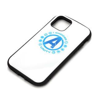 iPhone 11 Pro ケース MARVEL ハイブリッドタフケース アベンジャーズ/ホワイト iPhone 11 Pro