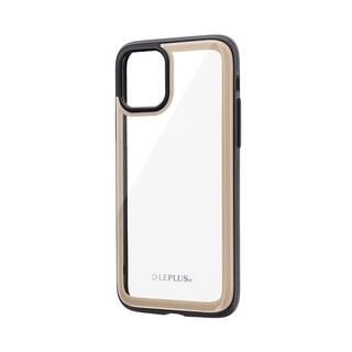 iPhone 11 Pro ケース 背面3Dガラスシェルケース「SHELL GLASS Round」 ベージュ iPhone 11 Pro【9月中旬】