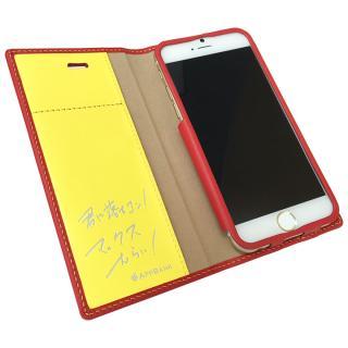 マックスむらいのiPhone 6s/6 レザーケース ステッチ