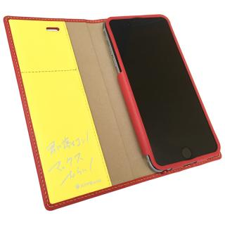 [7周年記念特価]マックスむらいのiPhone 6s Plus/6 Plus レザーケース ステッチ ※落ちコンクリーナー付