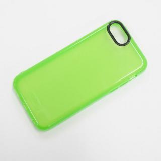ODOYO iPhone5cケース ソフトエッジ / アップルグリーン