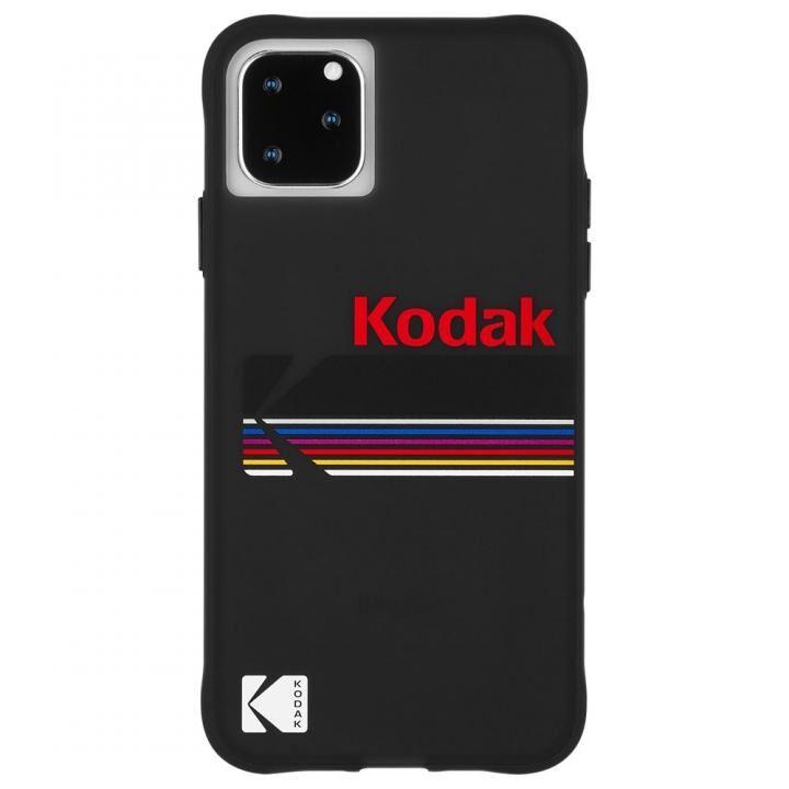 iPhone 11 Pro ケース Case-Mate KODAK ケース Black Logo iPhone 11 Pro_0