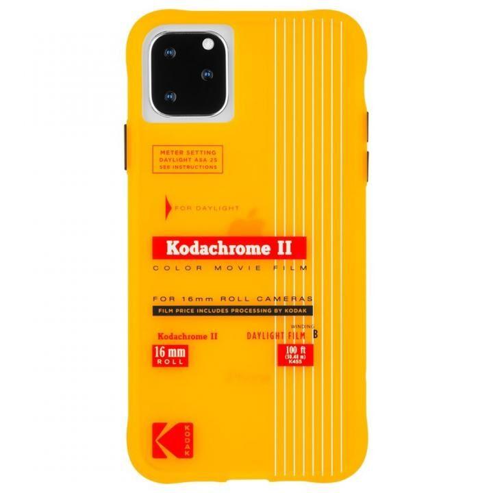 iPhone 11 Pro Max ケース Case-Mate KODAK ケース Vintage Print iPhone 11 Pro Max_0
