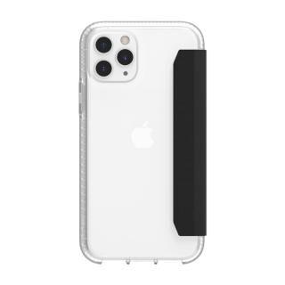 iPhone 11 Pro ケース サバイバー クリアウォレット 手帳型ケース クリアブラック iPhone 11 Pro【9月下旬】