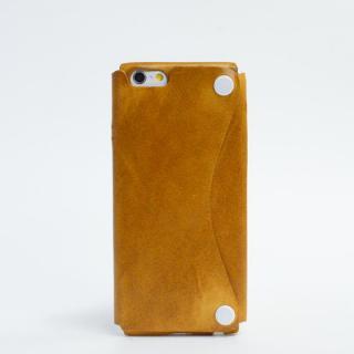 本革一枚で包み込むケース mobakawa イタリアンホースレザー ナチュラル iPhone 6s/6ケース