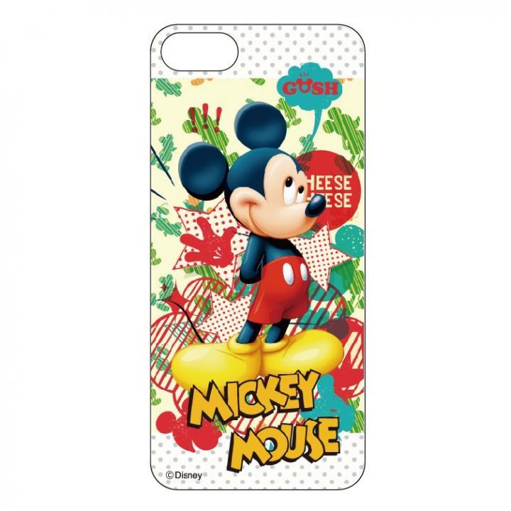iPhone5cレンチキュラーケース(WHミッキー)