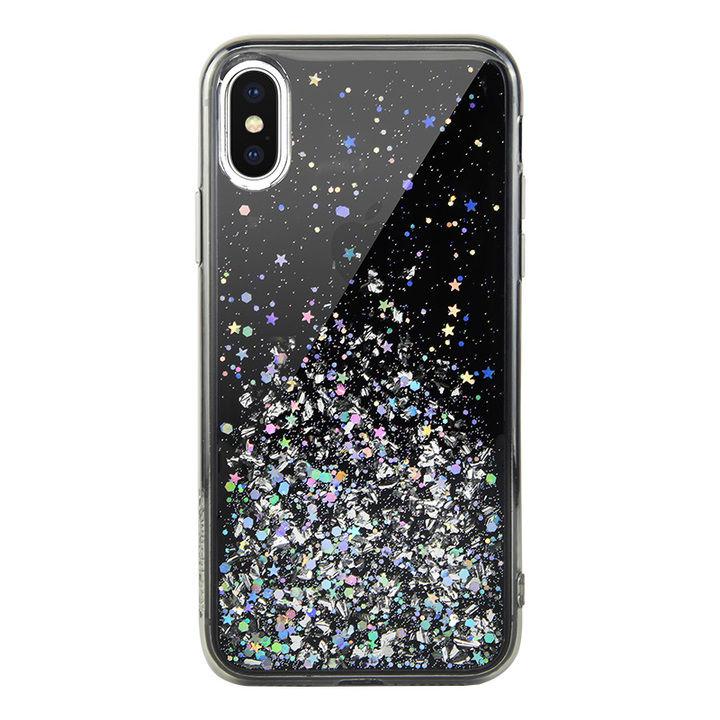 iPhone XS/X ケース SwitchEasy StarField ウルトラ ブラック iPhone XS/X_0