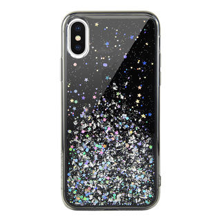 SwitchEasy StarField ウルトラ ブラック iPhone XS