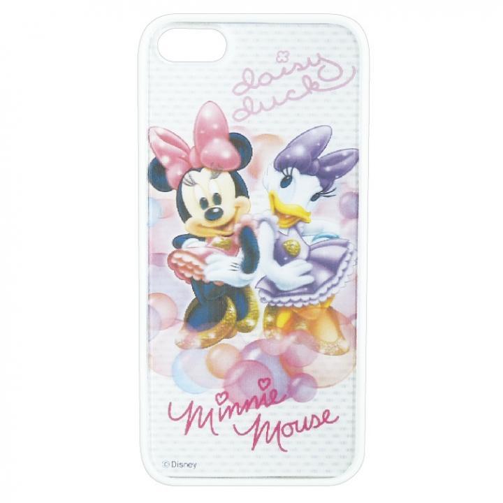 ディズニー iPhone5cレンチキュラーケース(WHミニー&デイジー)_0