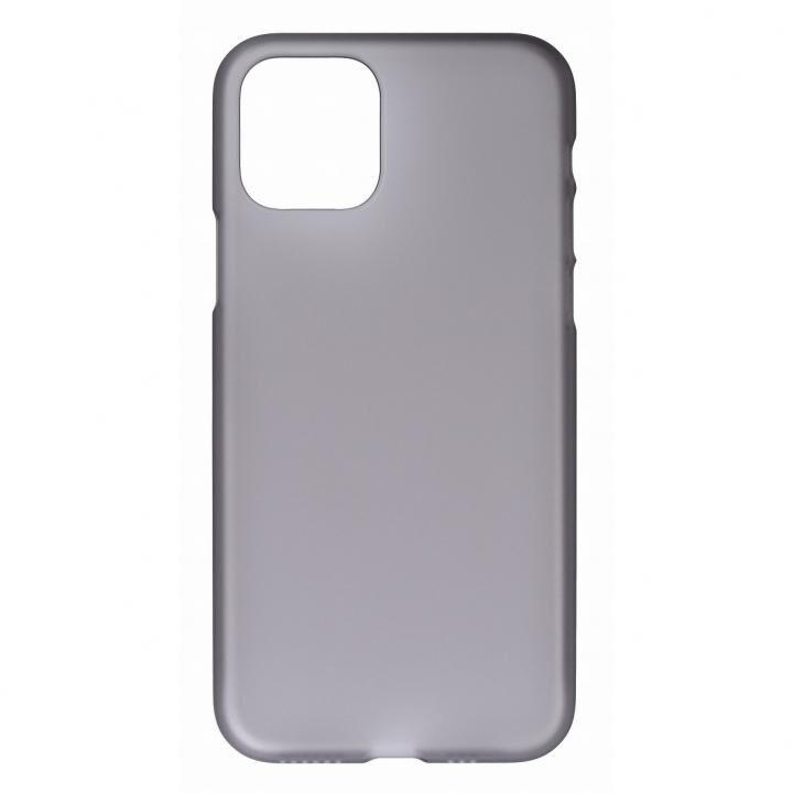 パワーサポート Air Jacket スモークマット iPhone 11 Pro_0